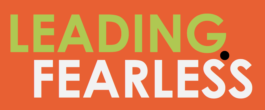 Leading Fearless logo